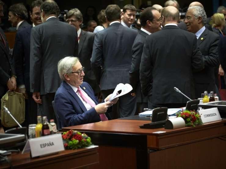 Liderii UE reuniti la Bruxelles