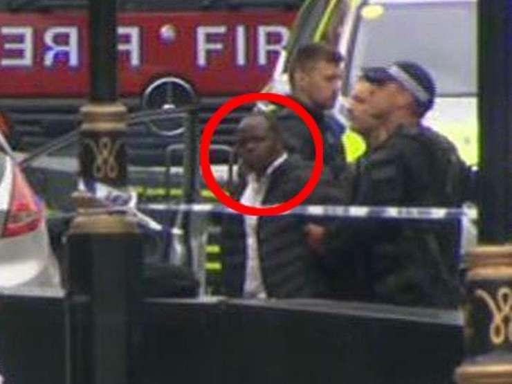 Suspect de atac terorist la Westminster