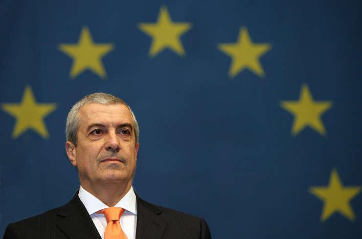 Preşedintele Senatului, Călin Popescu Tăriceanu