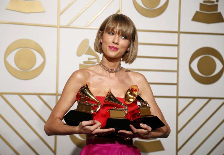 Taylor Swift (Foto: Reuters/Lucy Nicholson)