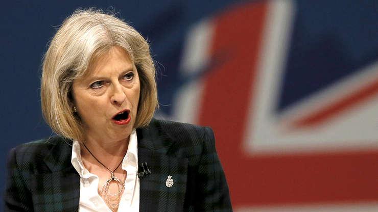 Theresa May convoaca alegeri anticipate pe 8 iunie