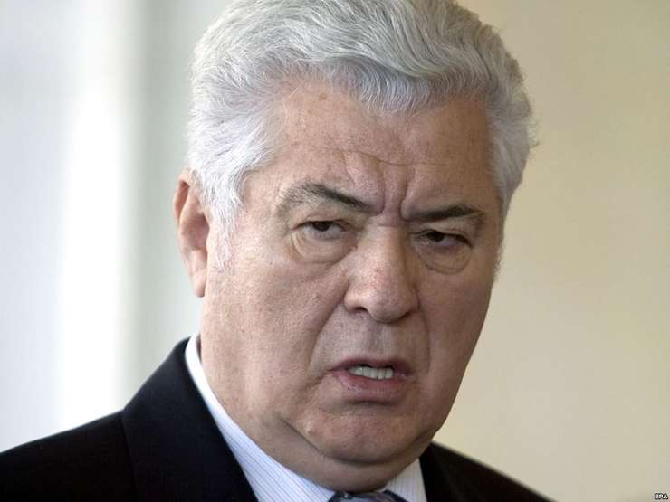 Liderul PCRM, Vladimir Voronin