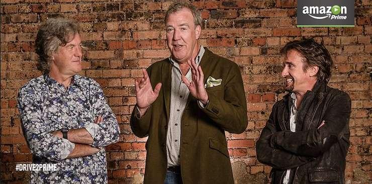 James May, Jeremy Clarkson, Richard Hammond