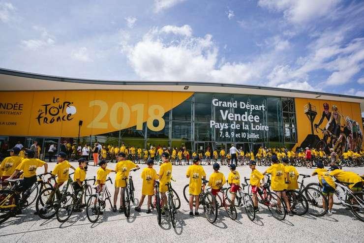 Start în Turul Franței 2018