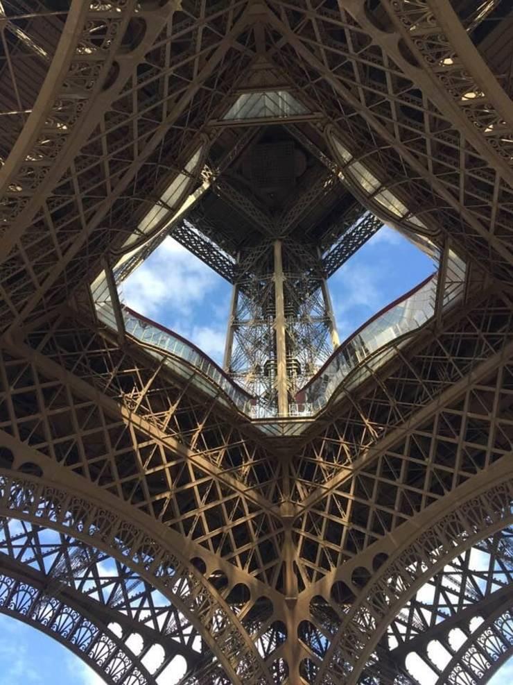 Tour Eiffel, Paris.