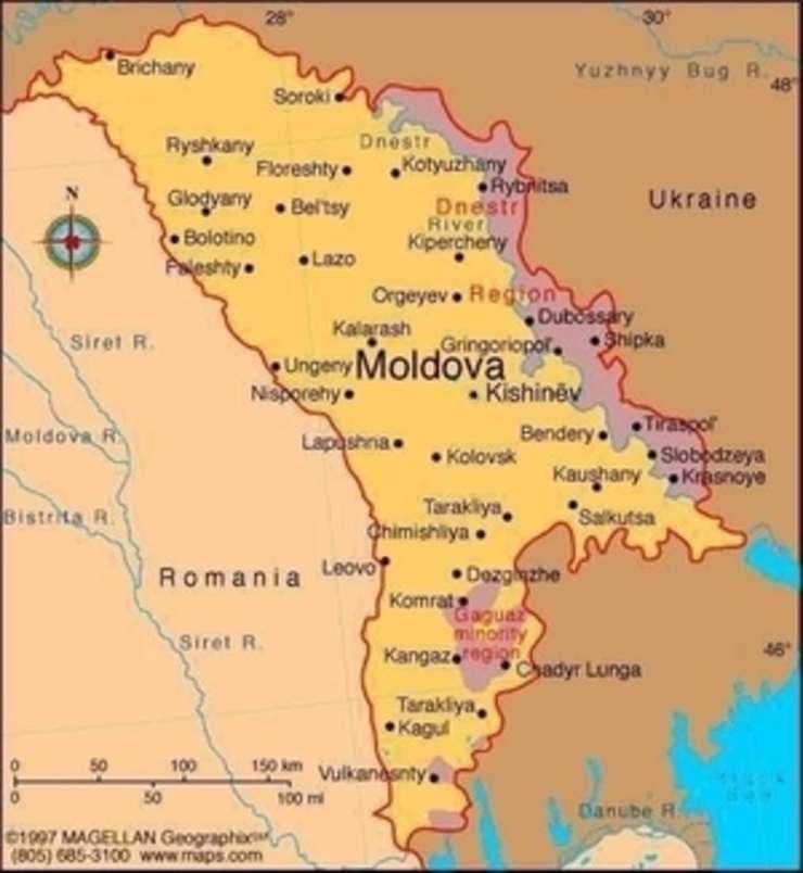 Analist: Rusia vrea federalizarea Ucrainei şi Rep Moldova   RFI Mobile