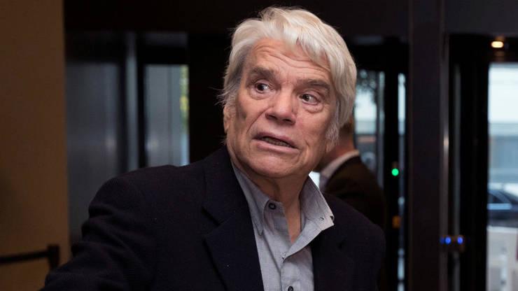Bernard Tapie, în 2018 (imagini de arhivà).