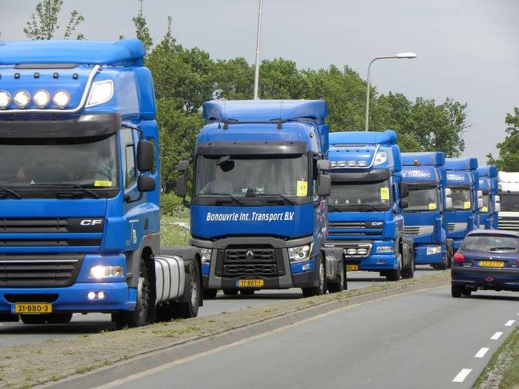 Uniunea Națională a Transportatorilor Rutieri susține că în viitor transportatorii români vor fi trimiși acasă