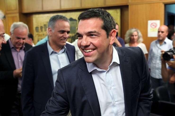 Prim-ministrul grec Alexis Tsipras a cerut președintei Parlamentului să convoace deputații pentru un vot în sesiune plenară joi