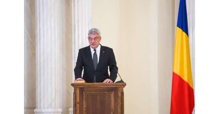 Premierul Mihai Tudose a criticat BNR pentru deprecierea leului.
