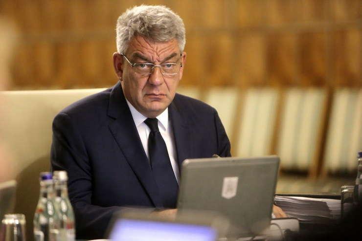 Premierul Mihai Tudose nu îl demite pe şeful Poliţiei Române