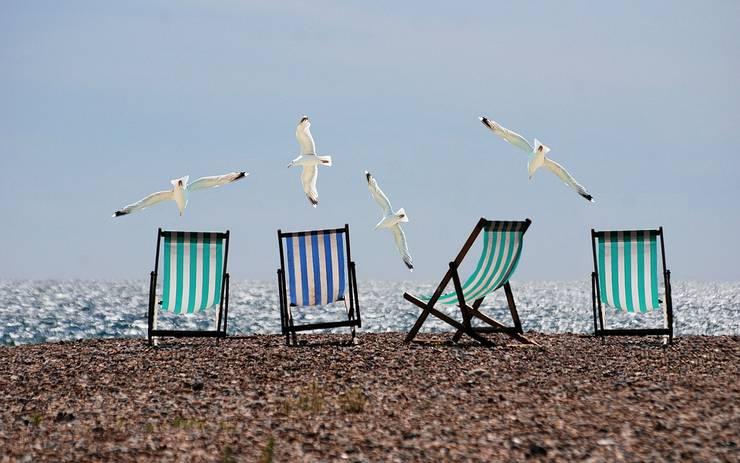 Distanțarea socială în stațiunile de pe litoral va fi o provocare