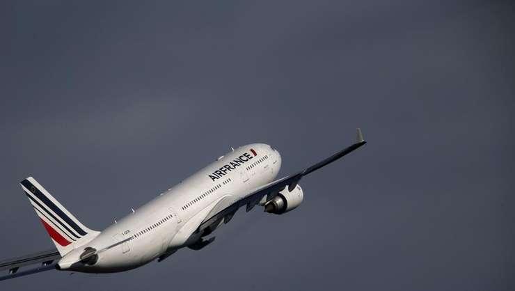 Avioanele Air France - tinta serviciilor de spionaj britanice si americane