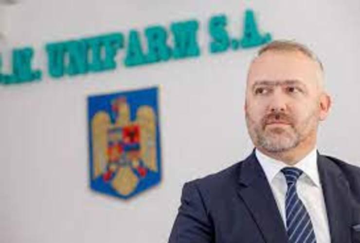 Directorul general al Unifarm este urmărit penal și a fost plasat sub control judiciar