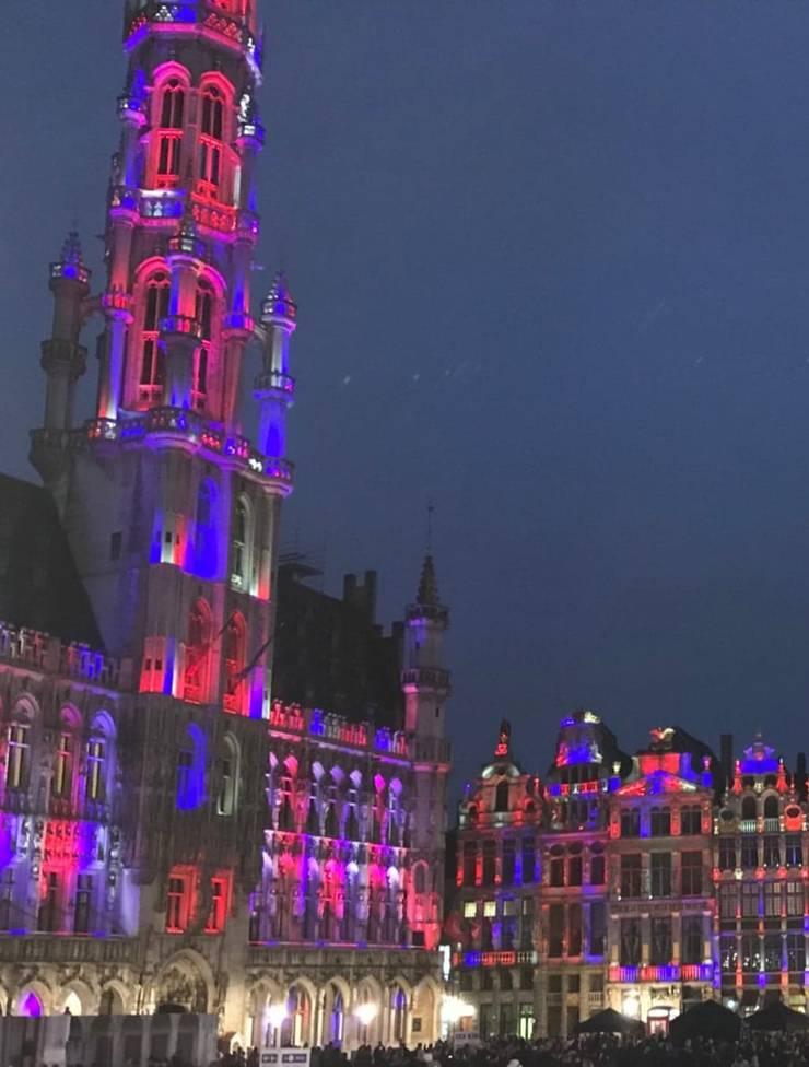 Union Jack Bruxelles