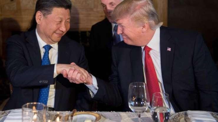 Trump, care a sosit miercuri la Beijing, este însoţit de reprezentanţii a peste 20 de companii