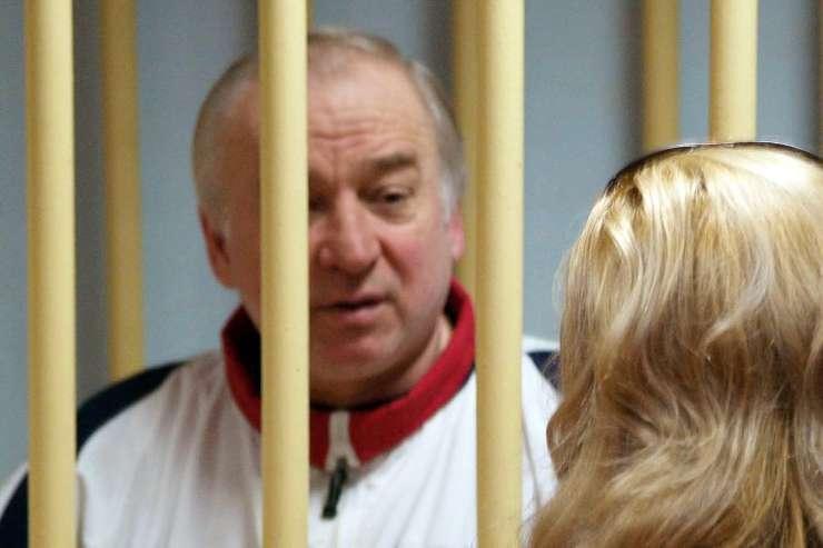 Fostul spion Serghei Skripal, otrăvit cel mai probabil de Rusia (Foto: Yuri Senatorov/Kommersant/AFP)
