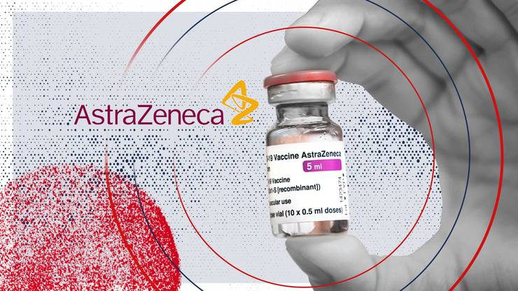 Vaccin Coronavirus Oxford AstraZeneca