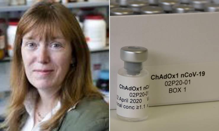 Profesor Sarah Gilbert, Universitatea Oxford