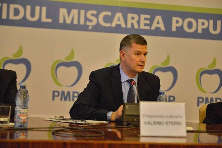 Valeriu Steriu critică măsurile fiscale propuse de Guvern (Sursa foto: Facebook/Valeriu Steriu)