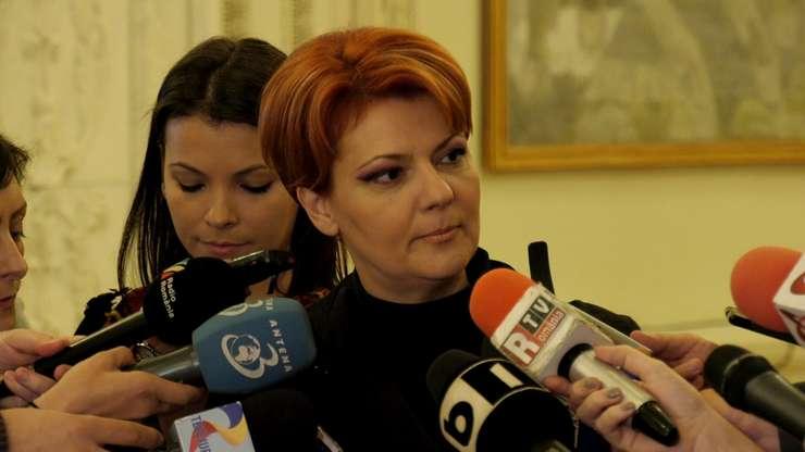 Lia Olguţa Vasilescu: Președintele Klaus Iohannis să fie mai clar și mai coerent pe tema referendumului (Sursa foto: site PSD)