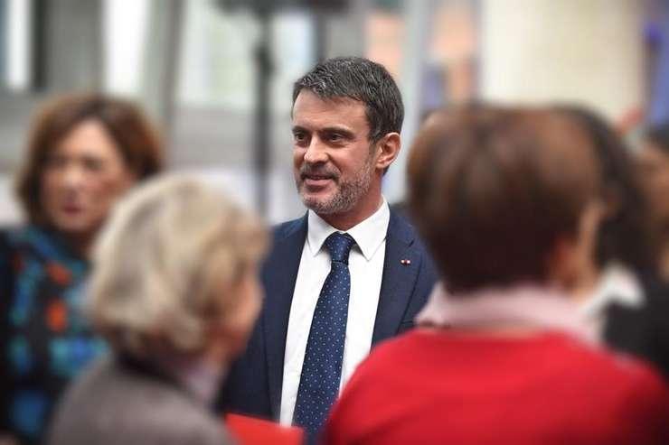 Manuel Valls: Vreau să fiu viitorul primar al Barcelonei