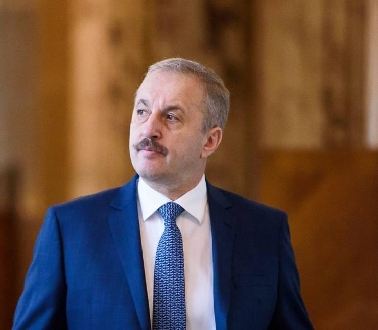 Vasile Dîncu: PSD trebuie să se rupă de ceea ce a fost greșit în trecut (Sursa foto: Facebook/Vasile Dîncu)