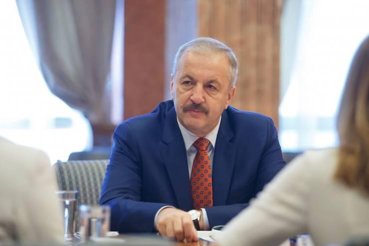 Vasile Dîncu: Trăim de ceva vreme iluzia că democrația este ireversibilă (Sursa foto: mdrap.ro-arhivă)