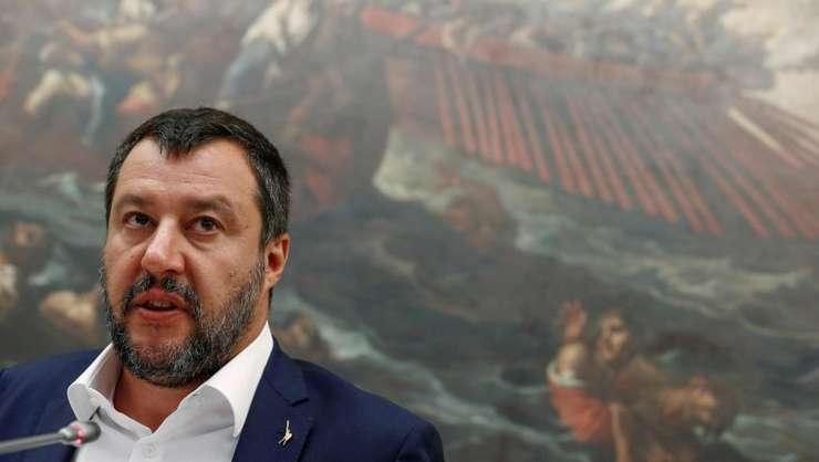 Vice-presedintele Consiliului de ministri si totodata ministru de Interne, Matteo Salvini este cel care a cerut alegeri anticipate.