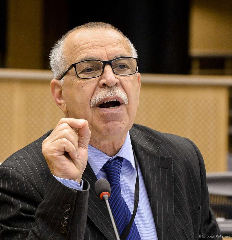Eurodeputatul Victor Boştinaru anunţă vizita unei delegaţii a Comisiei LIBE în România (Foto: Parlamentul European/victorbostinaru.ro)