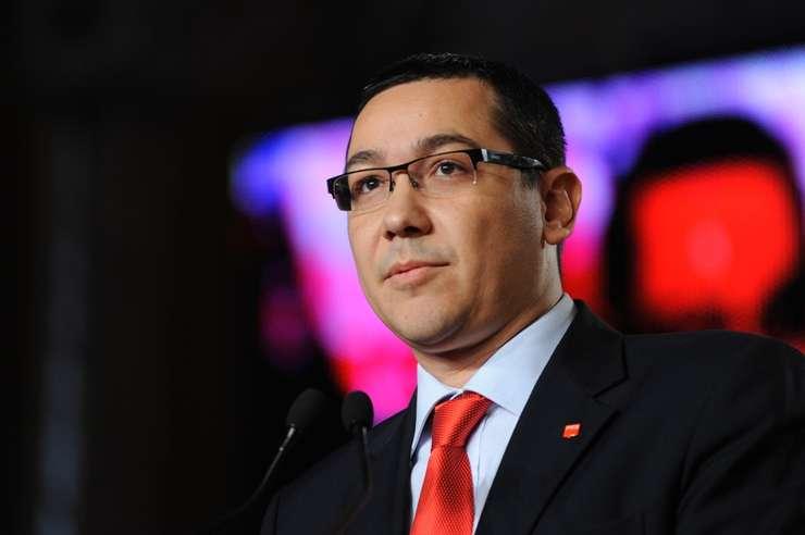 Premierul Victor Ponta, urmărit penal