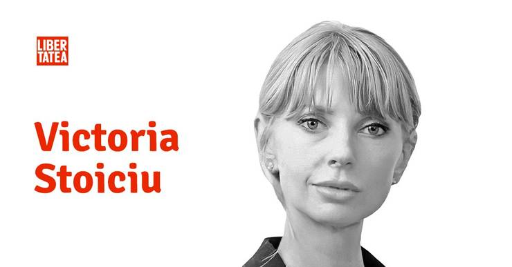 Victoria Stoiciu, contributor Libertatea.