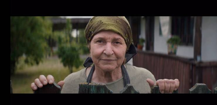 Imagine dintr-un clip din campania de informare pe tema vaccinării anti-Covid-19 (captură video)