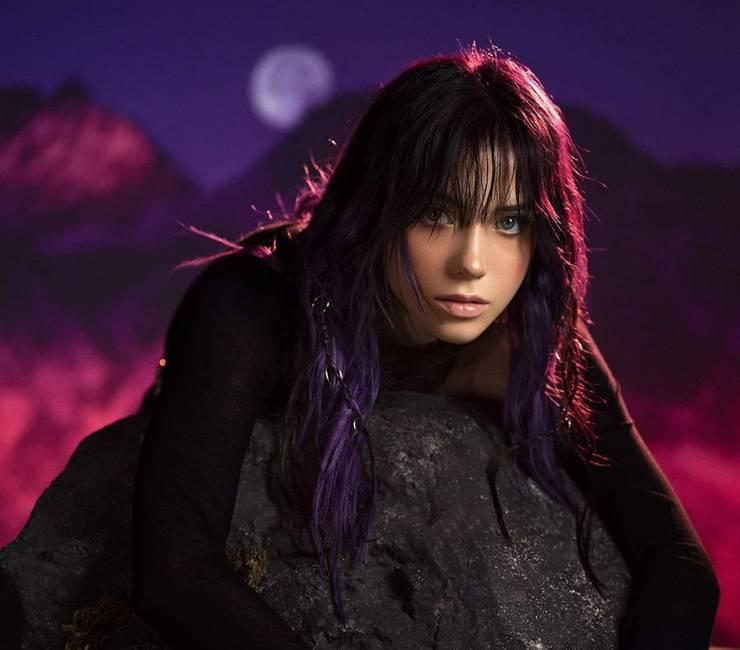 Roxen a fost aleasă să reprezinte România la Eurovision 2021 (Sursa foto: Facebook/Eurovision România)