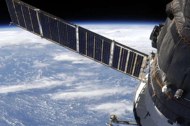 Pământul, văzut de pe ISS (Sursa foto: site Roscosmos/Aleksandr Samokutyaev)