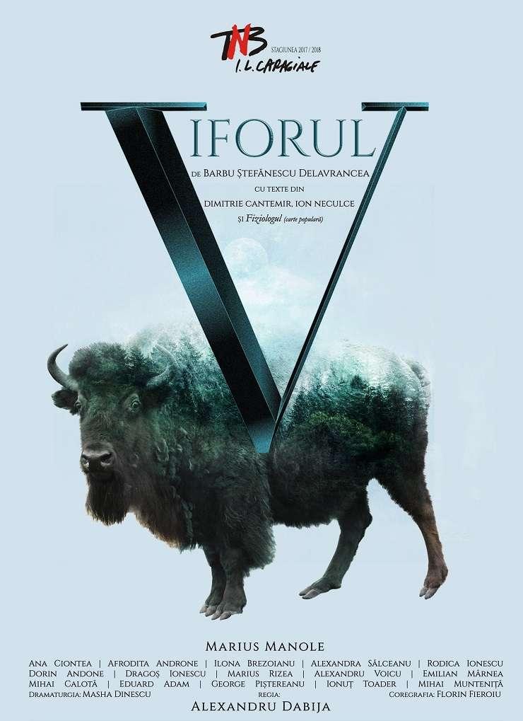 Premiera piesei Viforul, TNB 2018