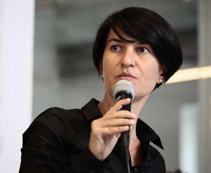 Reprezentanta Institutului pentru Politici Publice, Violeta Alexandru, fost ministru delegat pentru consultare publica si dialog social