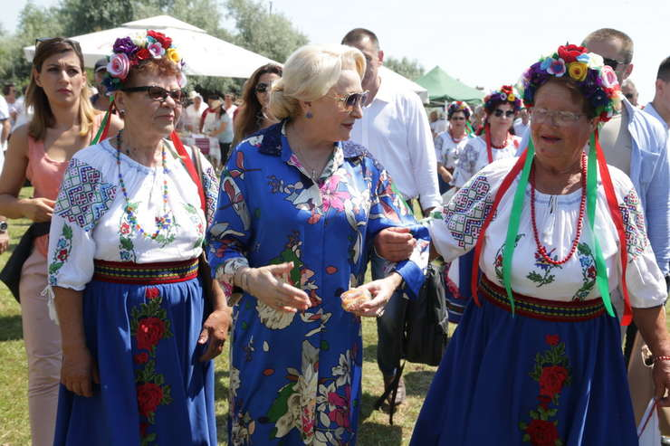 Viorica Dăncilă nu exclude o eventuală candidatură a sa la Cotroceni (Sursa foto: gov.ro)