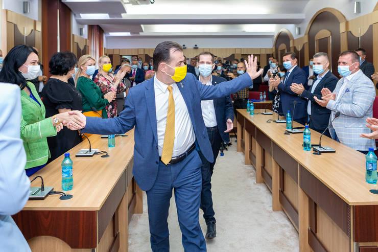 Ludovic Orban se gândește la demisia din PNL (Sursa foto: Facebook/Ludovic Orban)