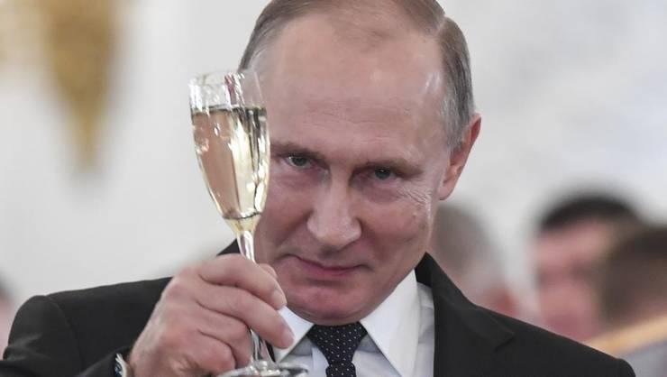 Vladimir Putin, de 20 de ani la cârma Rusiei.