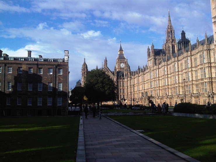 Palatul Westminster