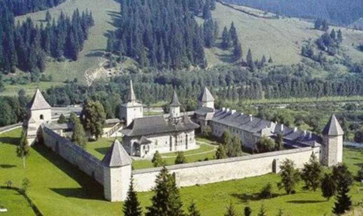 România, manastirea Sucevita