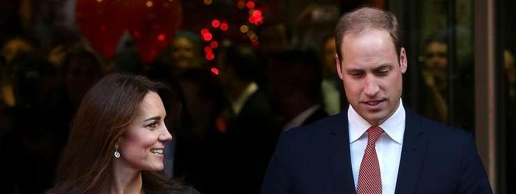 Printesa Kate si Printul William