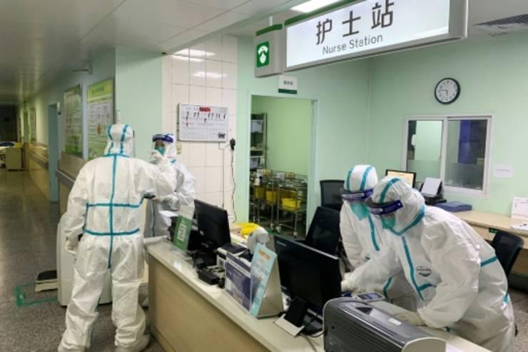 81 de decese la nivel mondial din cauza coronaviruslui Wuhan