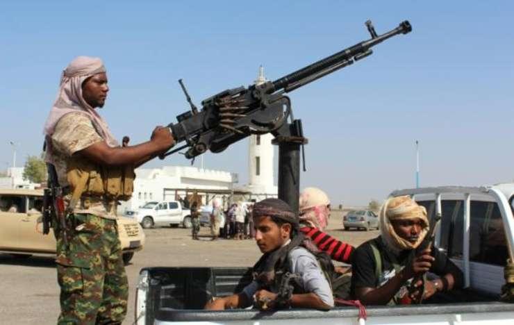 Regiunea Adenului a fost devastat de lupte armate în ultimii doi ani