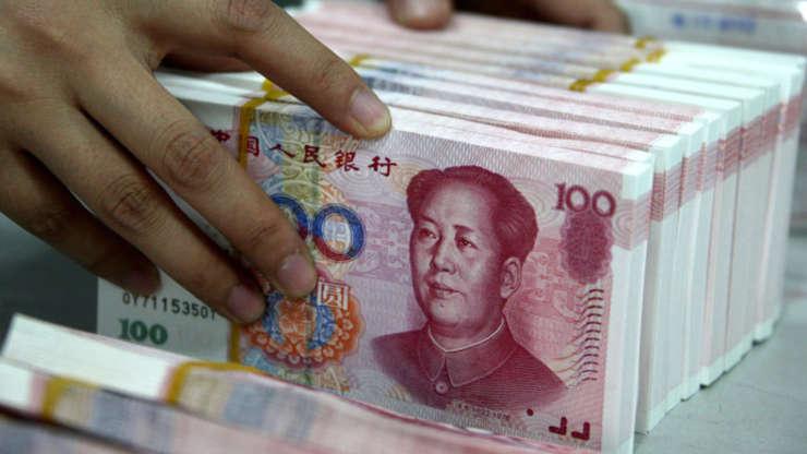 yuan - bani China