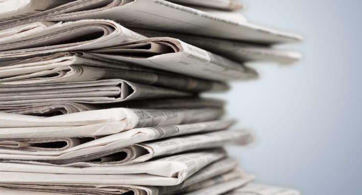 Revista presei - ziare