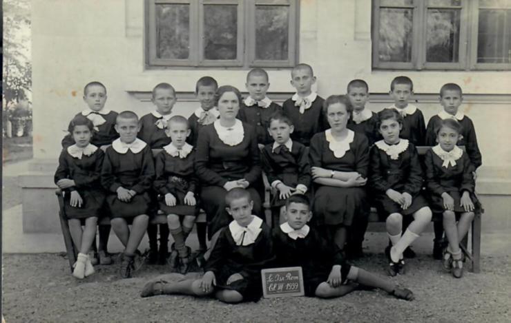 Școala Lumina din Craiova, 1939