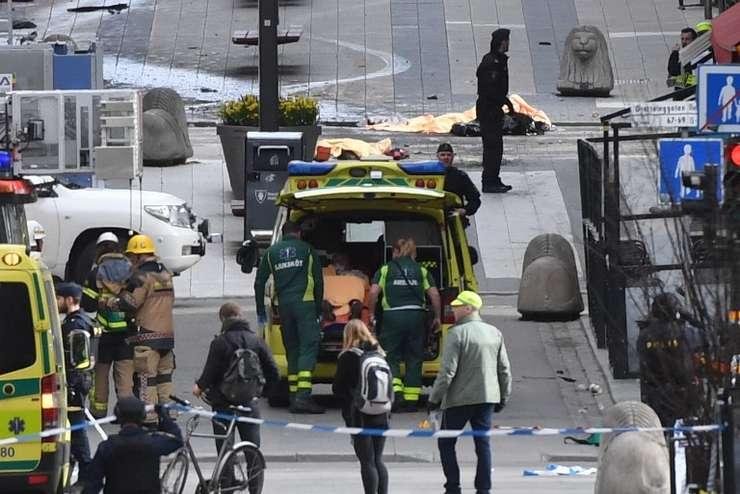 Foto: AFP/Fredrik Sandberg/TT NEWS AGENCY