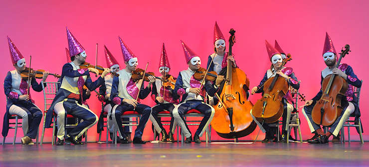 Bal Mascat de Giuseppe Verdi